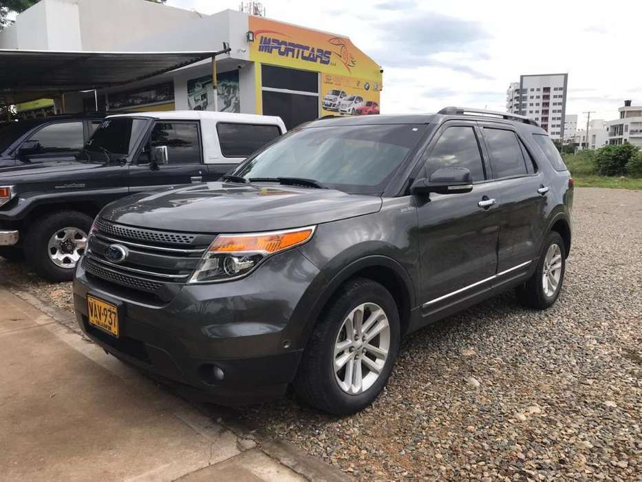 Ford Explorer 2014 - 39000 km