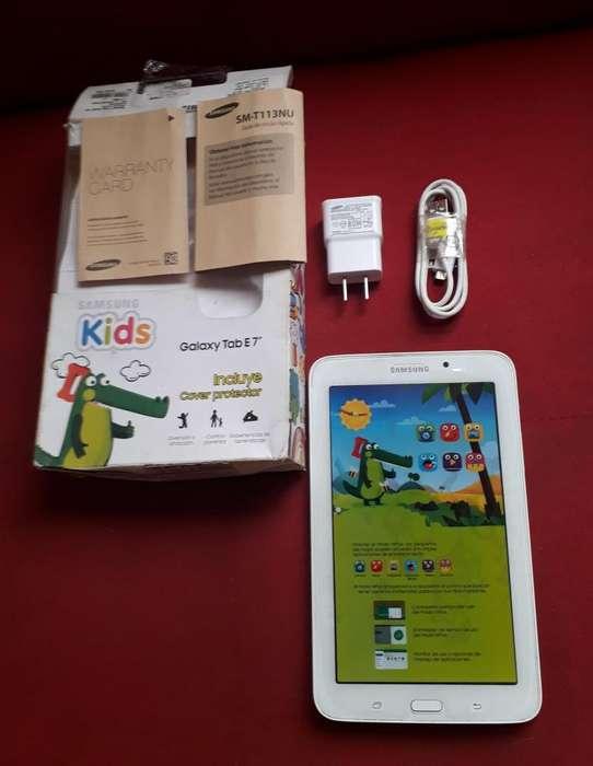 Tablet Samsung Galaxy Tab E Sm-t113nu Android Kitkat