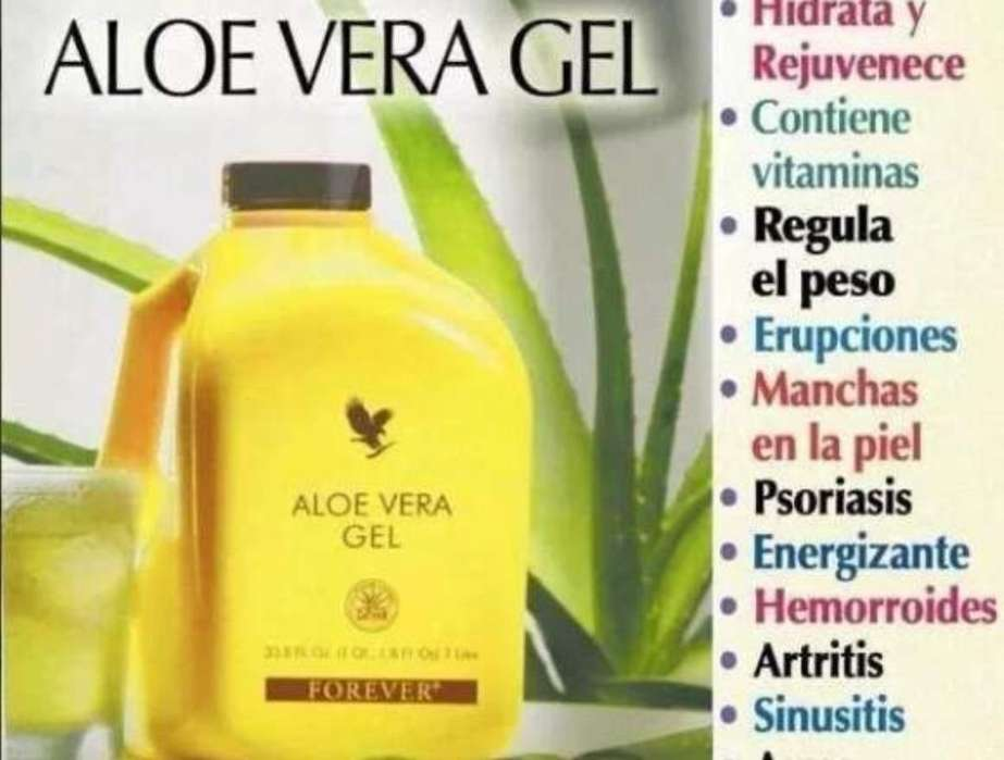 Aloe Verá Gel