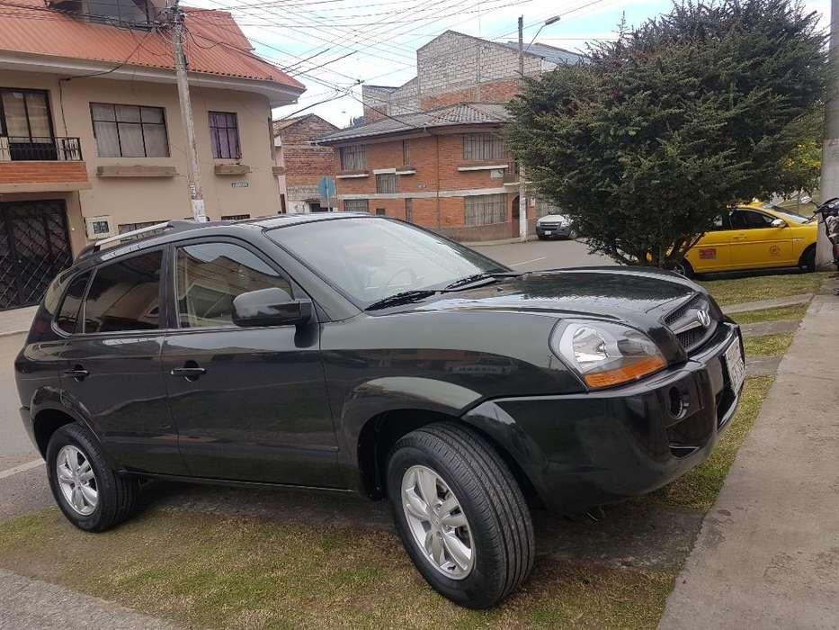 Hyundai Tucson 2009 - 140000 km