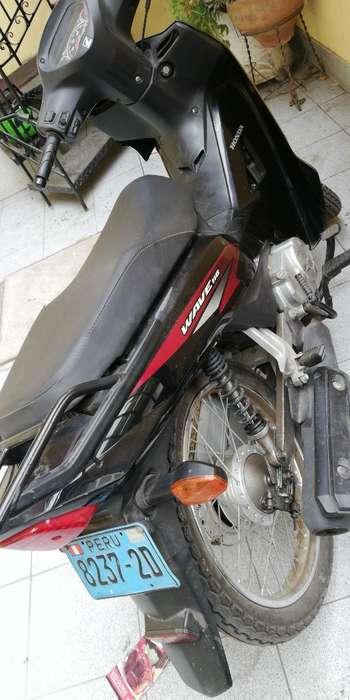 Honda Wave 110 Solo 6000 Kilómetros
