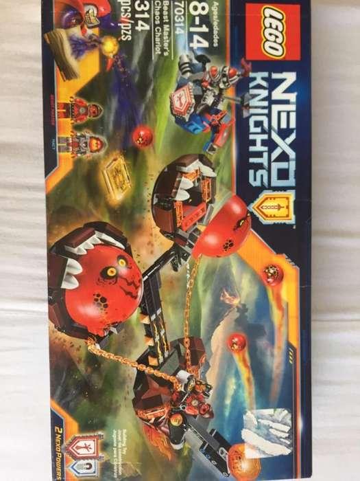 Lego Nexo Knights Beast Masters