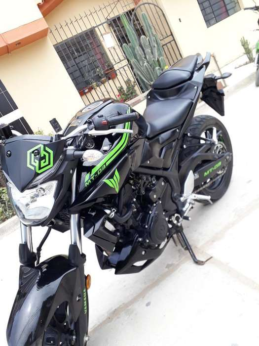 Vendo 2 Motos Mt 03 320 Ktm Duke 250