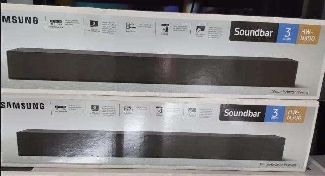 Barra de Sonido SAMSUNG Sonido Envolvente NUEVAS SELLADAS