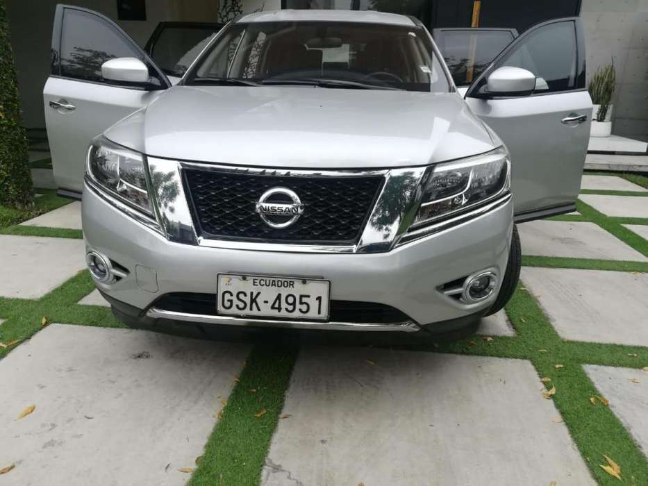 <strong>nissan</strong> Pathfinder 2014 - 37000 km