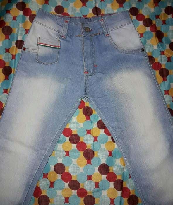 Vendo Combo de Niño Jeans Y Camperas