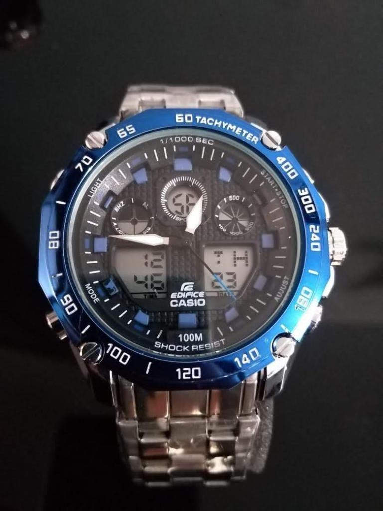 6d542e8a3b94 Reloj Casio Edifice EF- 53145 para hombre. Garantia. Nuevo - Bogotá