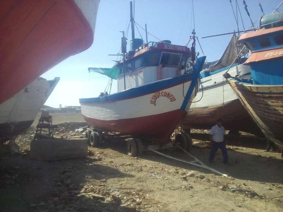 remato lancha pesquera de 12 tn