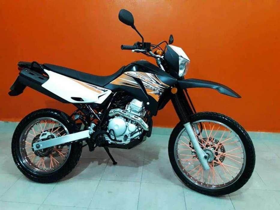 <strong>yamaha</strong> Xtz 250cc(recibo Tarjeta Visa)