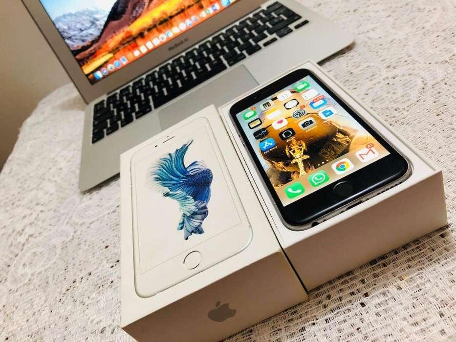 iPhone 6 64gb Huella Funcional