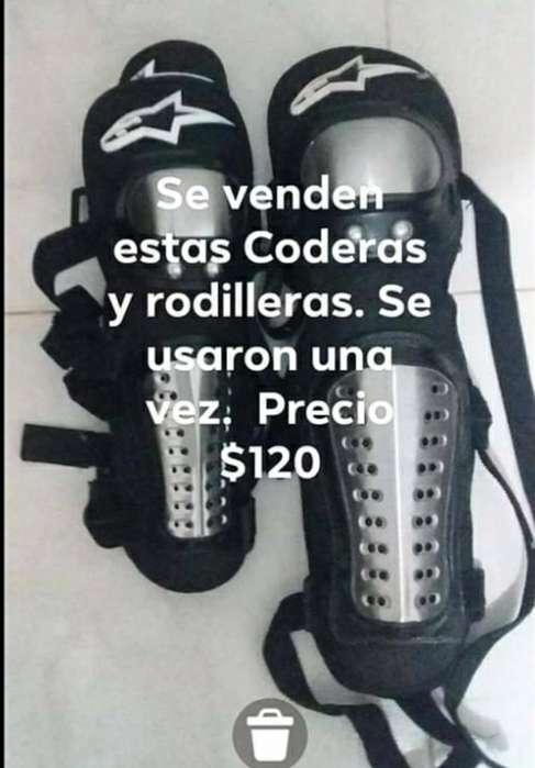 Codera Y Rodillera