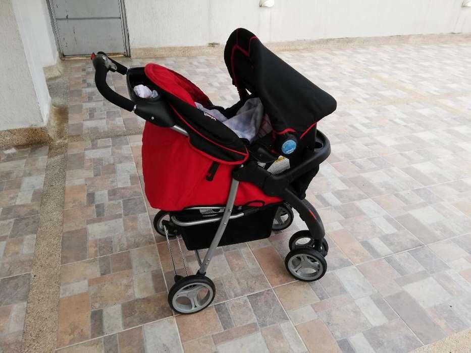 Coche Infanti 3 en 1 Travel System
