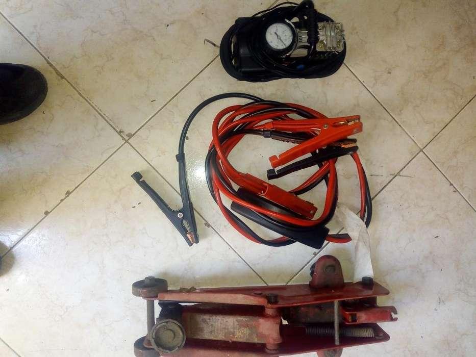 Vendo Compresor Gato Y Cable