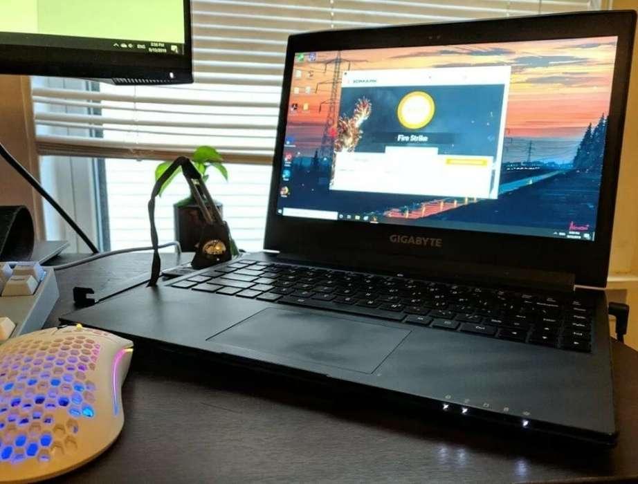 Laptop Gamer Gigabyte Aero 14