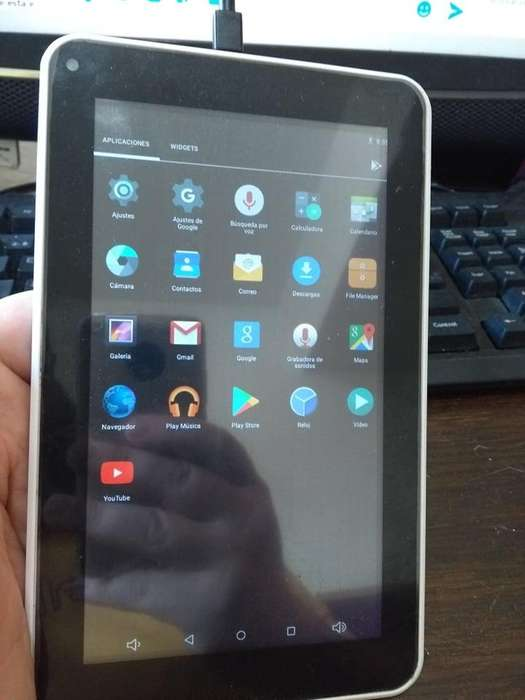 TABLET 7 PULGADAS NESSO IMPECABLE