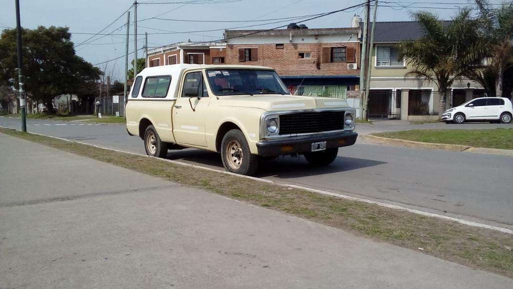 Chevrolet C10 Mod 1972