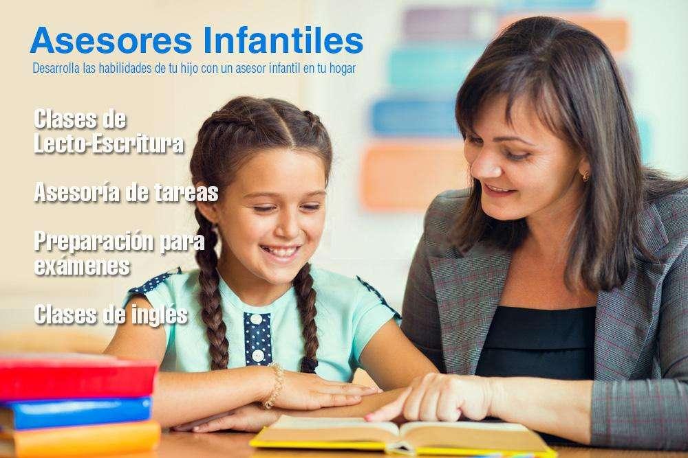Reforzamiento académico para inicial y primaria.