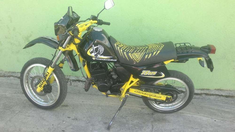 Se Vende Hermosa Moto Suzuki 125 Ts