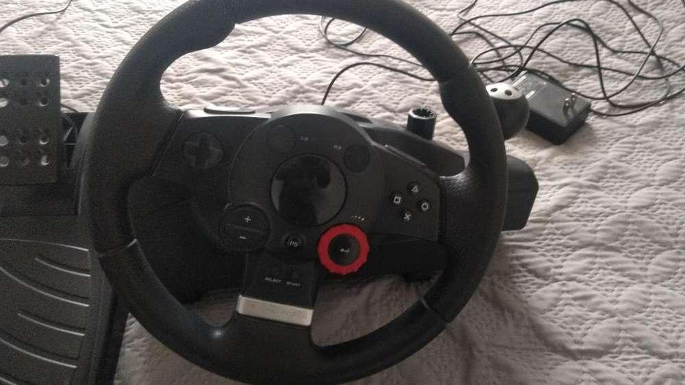 Volante Logitech Drive Force