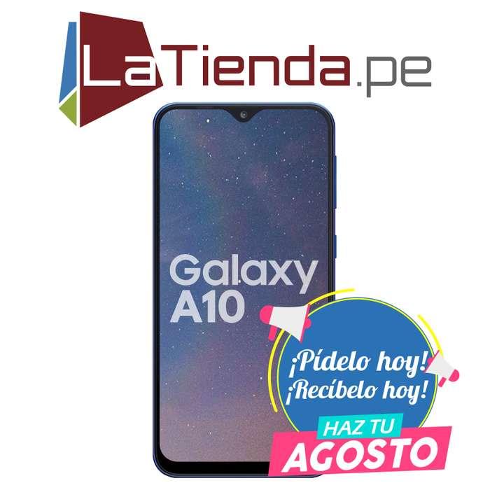 Samsung Galaxy A10 32GB de almacenamiento interno