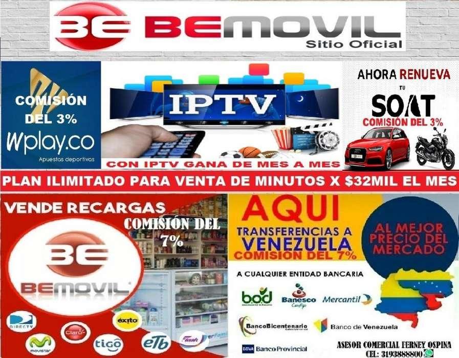 BEMOVIL S.A
