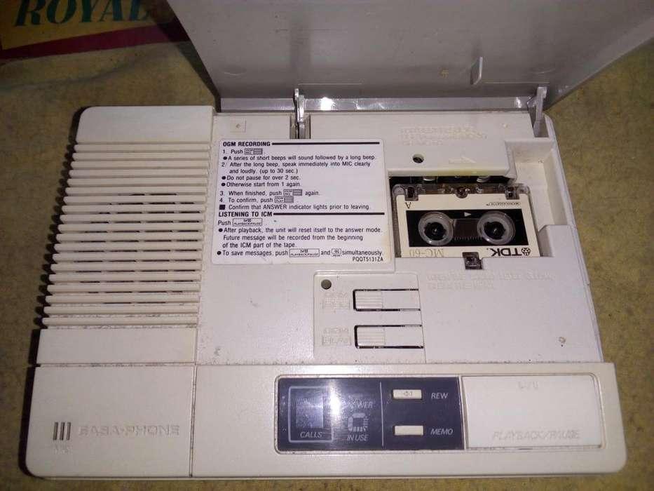 Grabador y reproductor de voz 1800