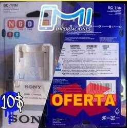 Cargador Universal de Cámara Sony