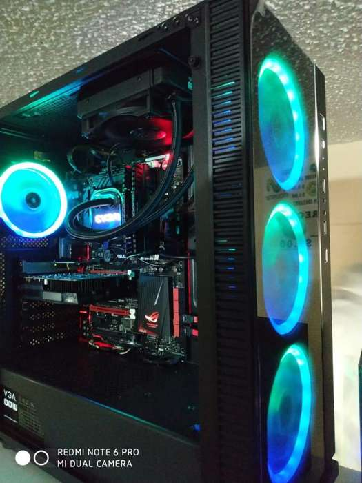 REMATE CPU GAMER INTEL CORE I5 4K
