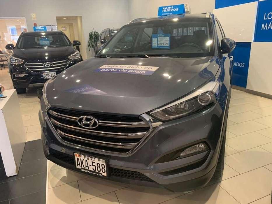 Hyundai Tucson 2015 - 46000 km
