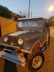 Jeep Ika Pick Up