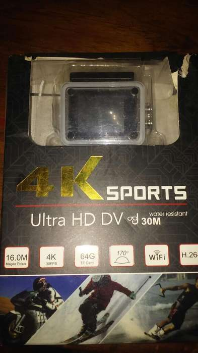 Gopro Sports 4k con Wi-fi