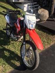 Honda Xr 150 L, año 2017, .-