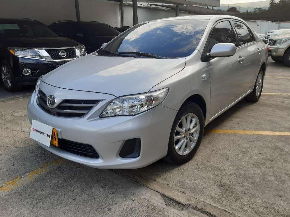 Toyota Corolla 2013 - 31800 km