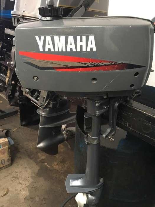 Motor Fuera de Borda Yamaha 2 Hp 2010 !
