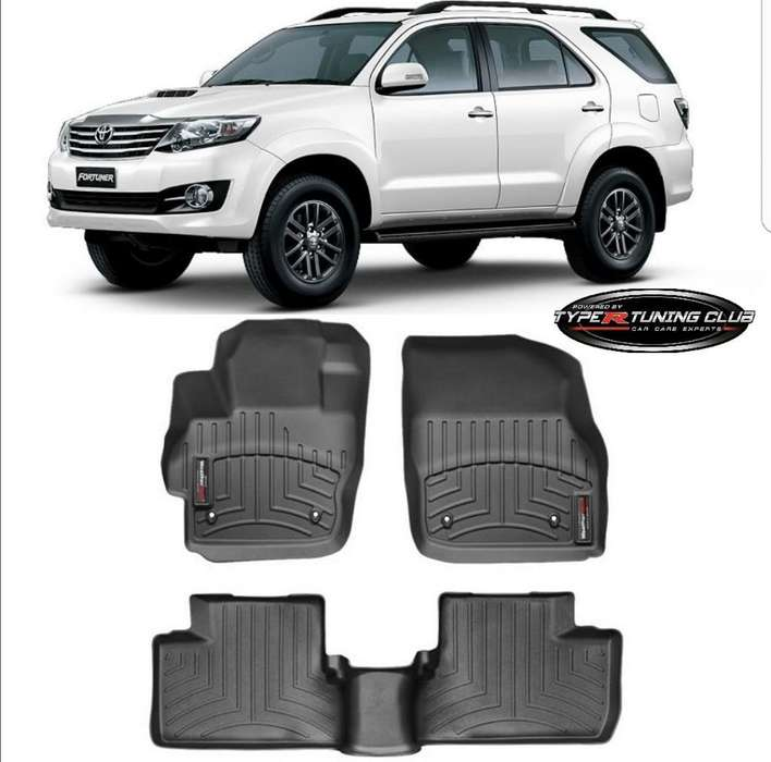 Tapetes Termoformados <strong>toyota</strong> Fortuner