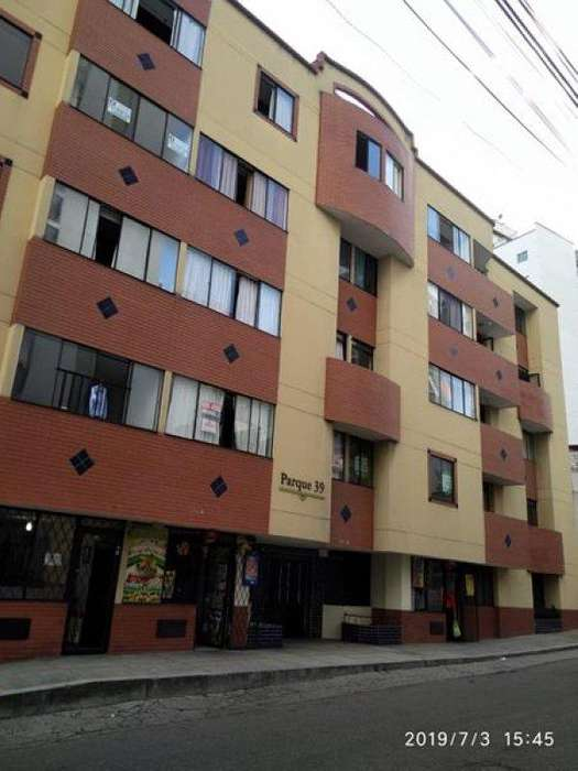 Arriendo Apartamento CENTRO Bucaramanga Inmobiliaria Alejandro Dominguez Parra S.A.