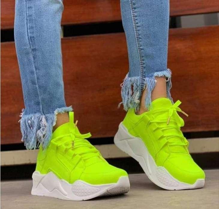 Zapatillas Neon