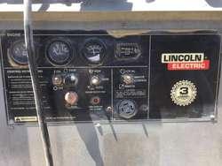 Motosoldador Diesel Lincoln SAE 400 K127814 Modelo 2007