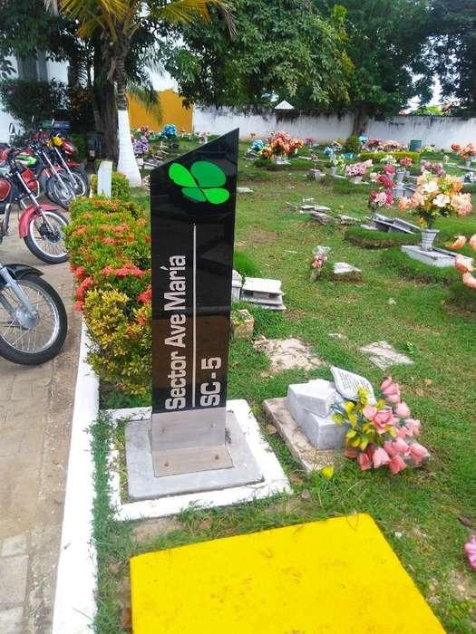 Lote Funerario Jardines de Cartagena