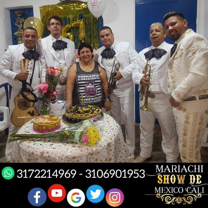 Mariachis en Cali Show de Mexico 3369419