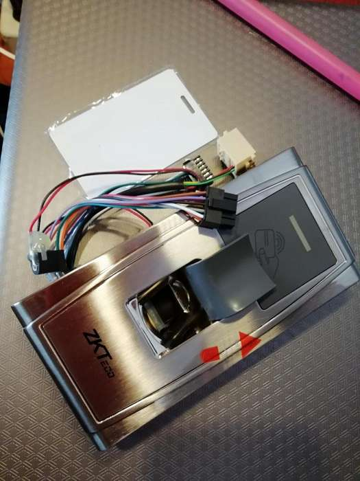 Reloj Biometrico ASISTENCIA Control De Acceso Para Exterior Ma300
