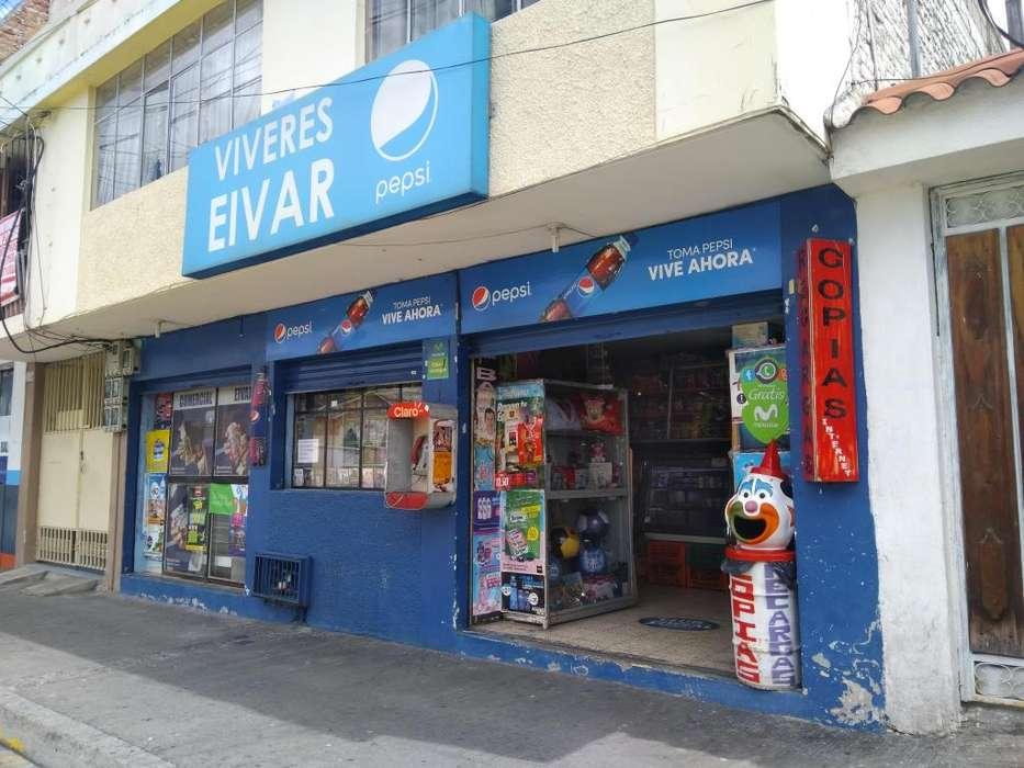 Se vende tienda minimarket con gran clientela y excelentes ingresos
