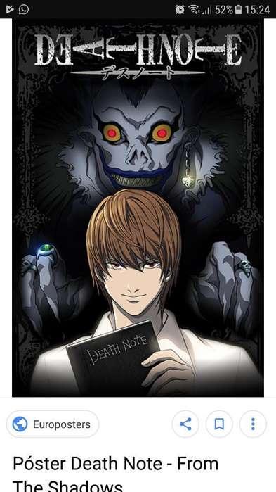 Death Note Coleccion