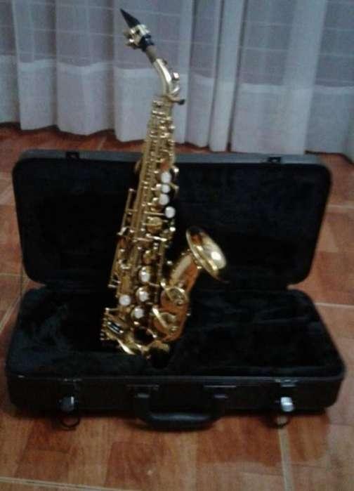 Saxofon Soprano Scala, Boquilla Yamaha