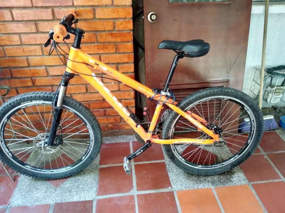 Vendo Bicicleta Venzo Fx-3 Evo