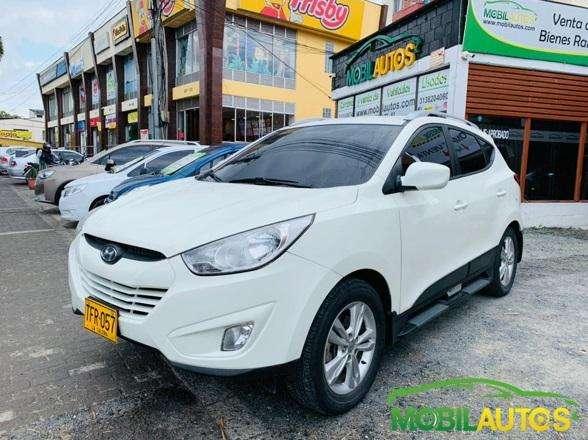 Hyundai Tucson ix-35 2013 - 86000 km