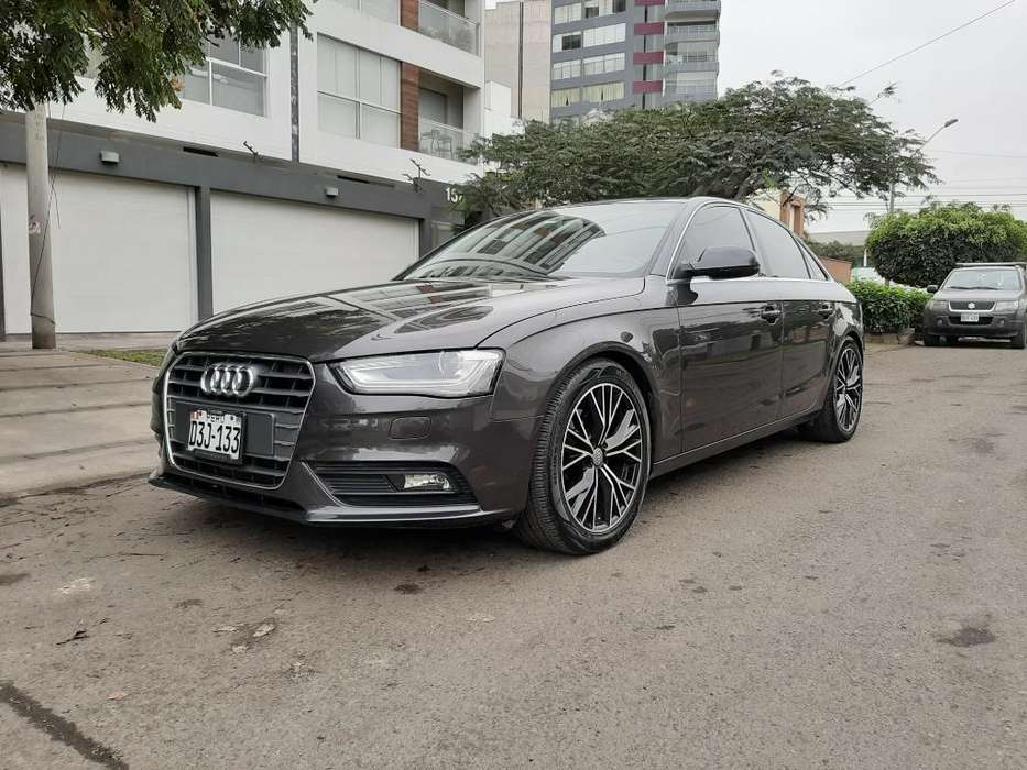 Audi A4 2013 - 47000 km