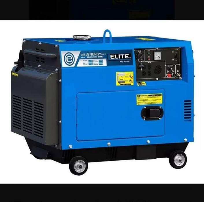 Planta Diesel Combinado 5.5kw-10hp Elite