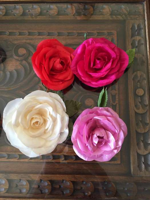 Flores para Marinera o Flamenco