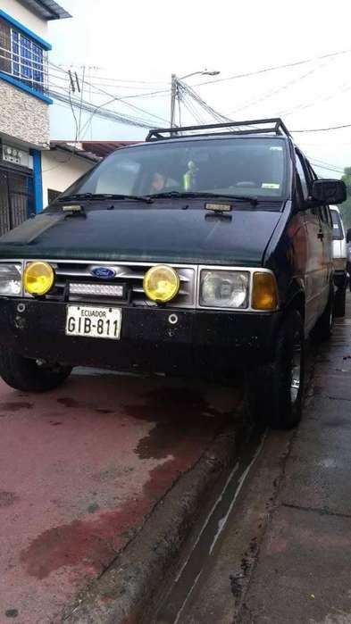 Ford Aerostar 1993 - 1024 km